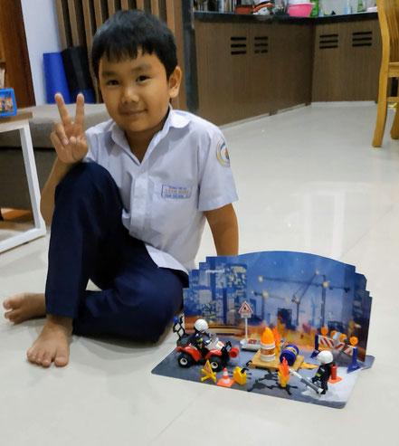 Weihnachtskalender Playmobil
