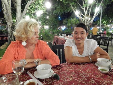 Elke und Luong
