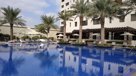 Westin Doha Pool