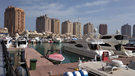 Doha The Pearl