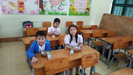 Dung und Minh Vy