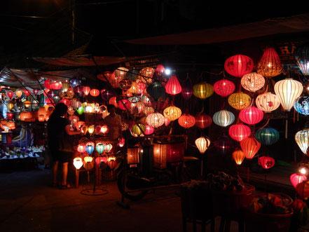 Nachtmarkt in Hoi An
