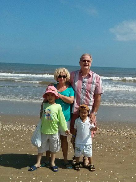 Ha Tinh Beach