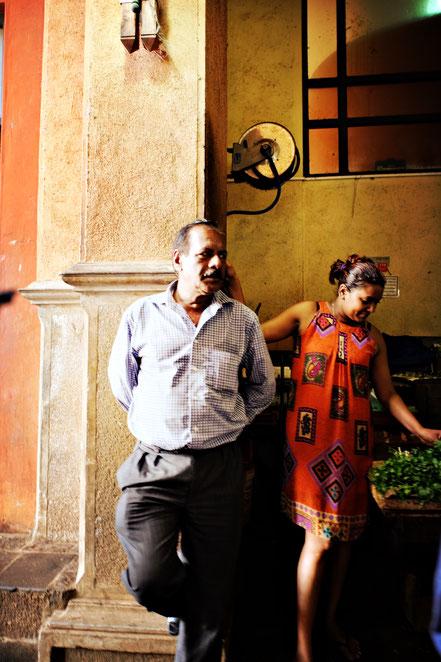 Mauritius at the market