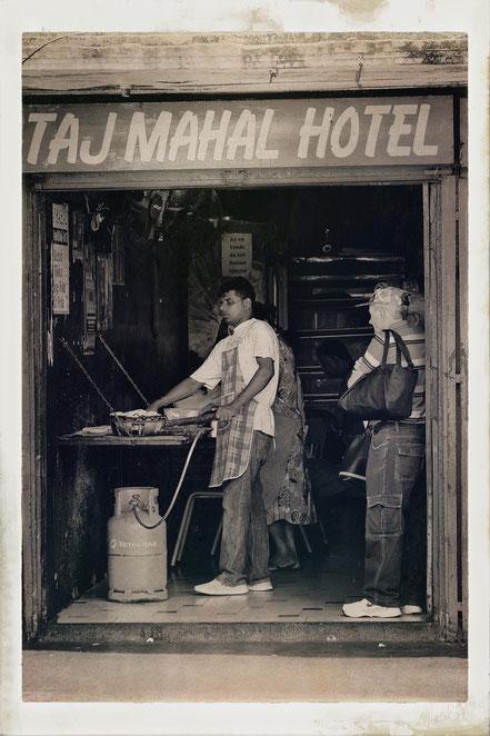 Mauritius taj mahal hotel