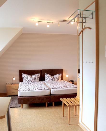 Hotel Rietberg - Pension Rietberg - Doppelzimmer