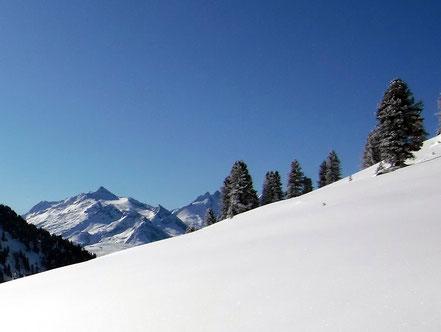 Winterurlaub mit Frühstück in Tux - Vorderlanersbach - Zillertal