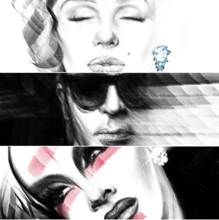 Art-Portfolio Beate Rocholz