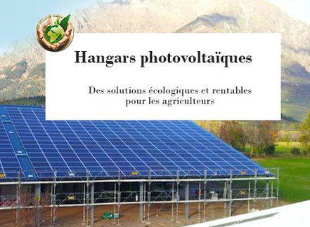 hangar photovoltaique hérault