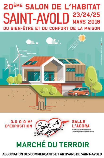 Salon de l'habitat Saint-Avold