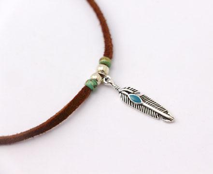 bracelet de bras, bijoux de bras, bracelet cuir, bracelet plume argent, bracelet ethnique-chic, bijoux festival, bracelet de bras cuir marron