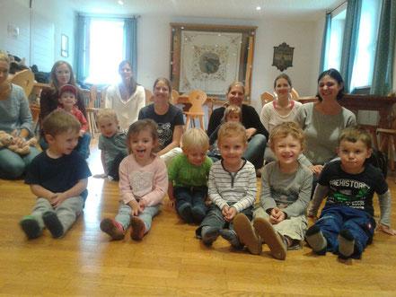 KEKS - KOLPING-Eltern-Kind-Spielgruppe