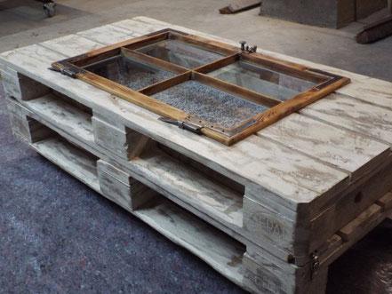 Tische Aus Paletten Upcycling Wohnarts Webseite