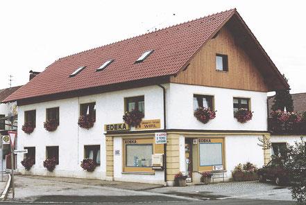 In ihrem Haus an der Straubinger Straße betrieb die Familie schon in den 1980er und 90er Jahren einen Einkaufsmarkt.