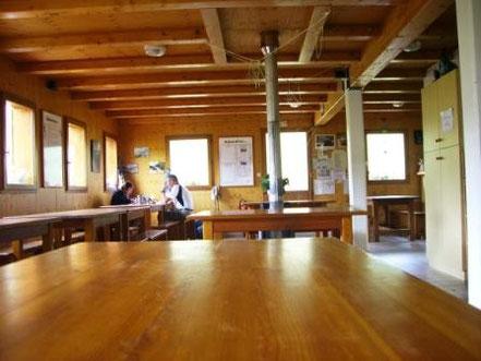 Vanoise : refuge de la Femma - AU BOUT DES PIEDS