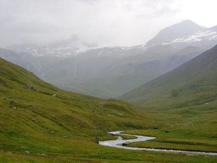 Vanoise : vallon de la Rocheure - AU BOUT DES PIEDS