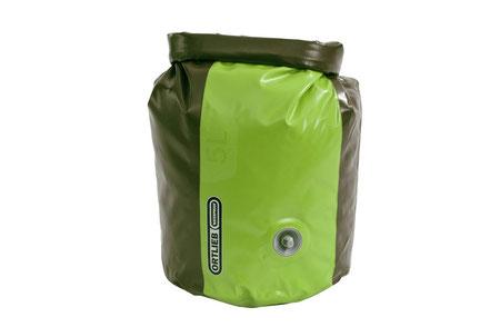 Wasserdichter Drybag mit Ventil