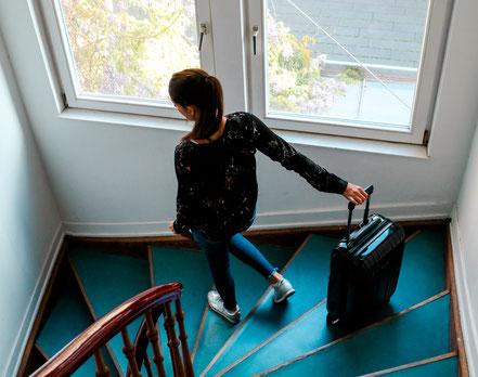 Urlaubs Checkliste vor der Abreise - Vor der Abreise checken