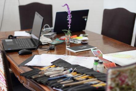 Caos creativo de María Fernanda Rota