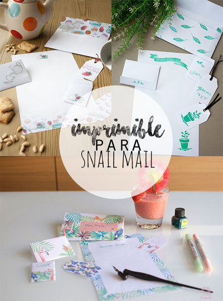 Descargable Snail Mail by Sami Garra