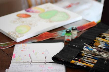 Close-up caos creativo de María Fernanda Rota