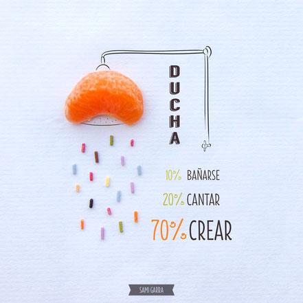 Rutinas que potencian el pensamiento creativo by Sami Garra