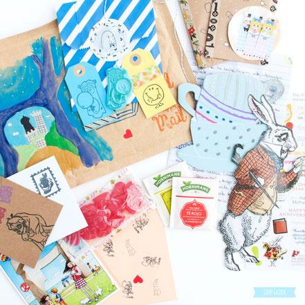 Incoming mail from La Fabrica de Secretos to Sami Garra