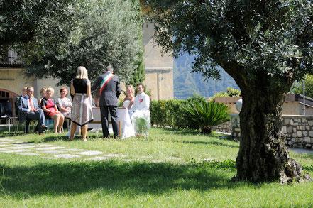 Italië, comomeer 2011