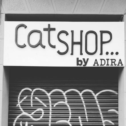 Cartel CatSHOP... by ADiRA