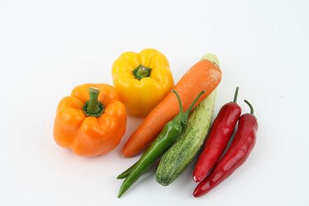 Ausgewogene und Gesunde Ernährung