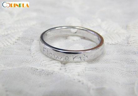 婚約指輪手作り