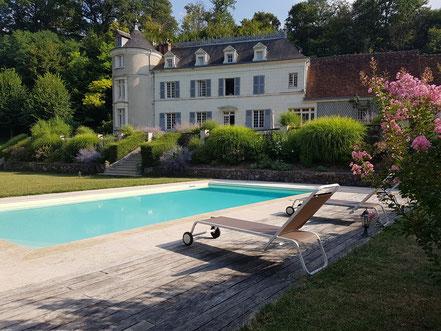 chambres d'hôtes et gîte proche Château de Chenonceau, Château d'Amboise