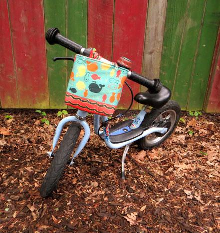 Tasche für Puky Laufrad für Jungs