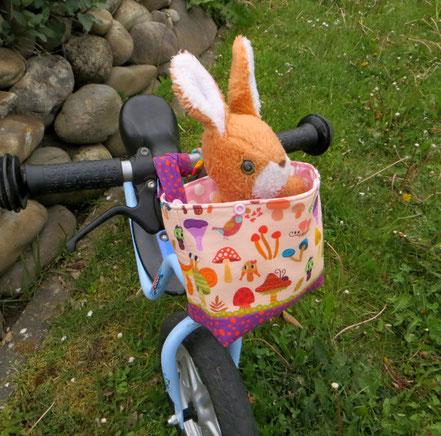 Lenkertasche Laufradtasche Tasche für Puky Laufrad