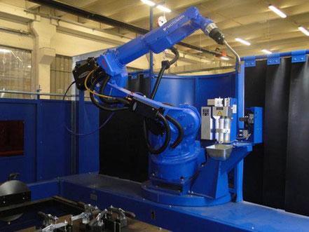 Motoman HP20-6 - das Schweißroboter