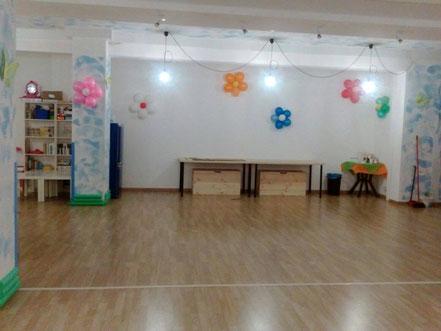 sala feste bambini colle del sole trullo corviale portuense