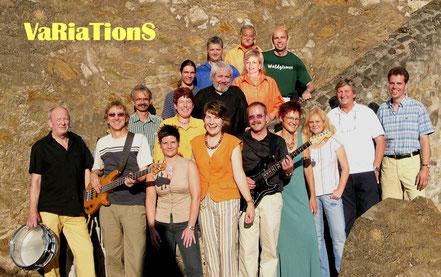 2008 VaRiaTionS mit Leiter Dieter Kerz