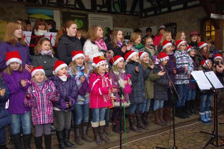 Kinder- und Jugendchor 2010