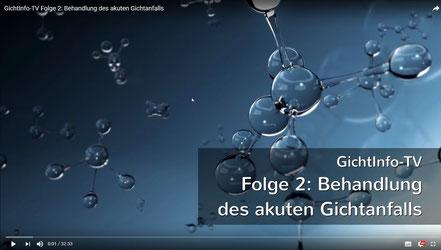 Gicht Info TV Videos