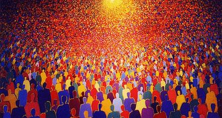 Toussaint Les Fêtes Divines Pascale Lecoq reveilasoi.com