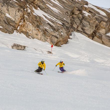 Privat SKikurs mit diplomierter Skilehrerin Nina Tipotsch