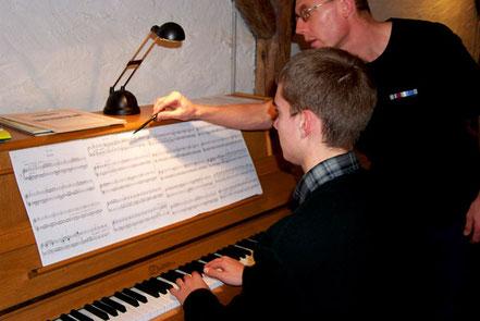 Klavierunterricht in Frankfurt am Main Rödelheim