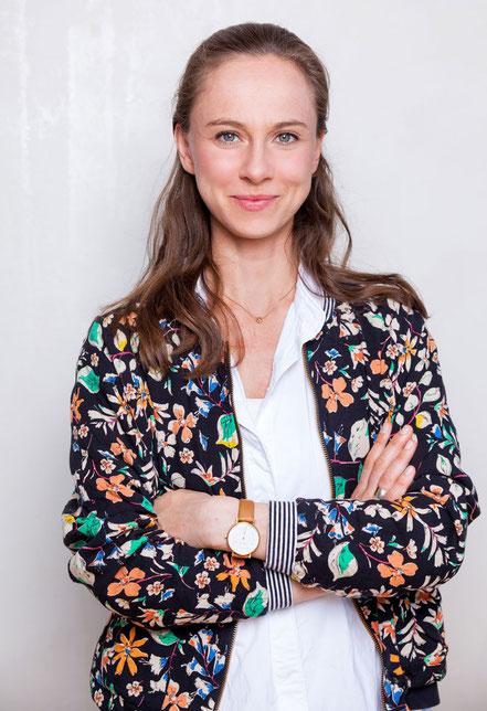 Lea Pielock, Systemischer Coach und Osteopathin in Berlin