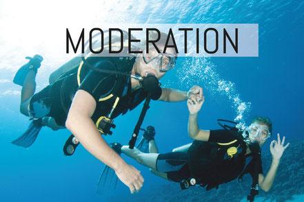 Moderation von Gesprächsrunden - Tagungen - Fachforen