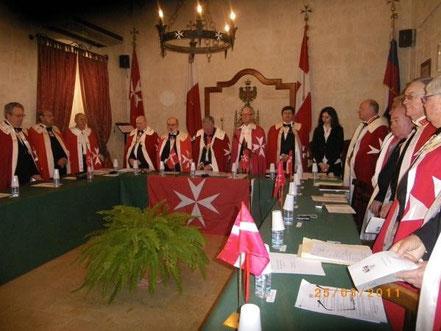 Sovereign Council in Malta