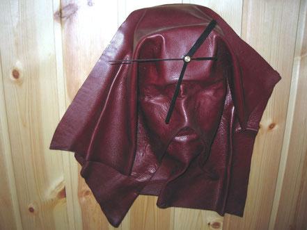 rayart maschere in pelle lavorate a mano