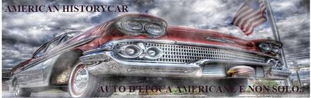 AUTO AMERICANE E NON SOLO