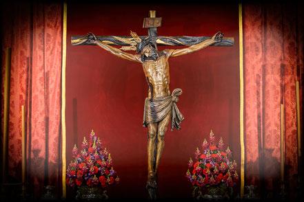 #semanasanta #virgen #cristo