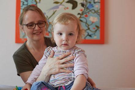 Craniosacral Therapie bei Tanja Fögele in Lenzburg für Kinder