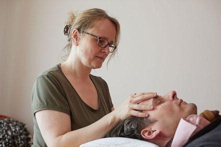 Craniosacral Therapie bei Tanja Fögele in Lenzburg für Erwachsene